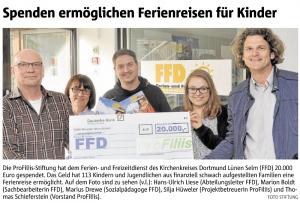 ProFiliis Kinder- und Jugendfonds für den FFD